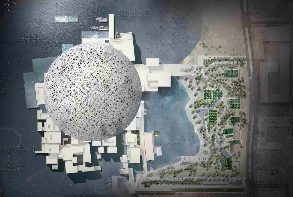 Лувр Абу-Даби обойдется в $ 2 миллиарда