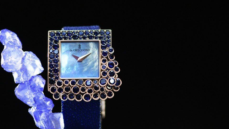 Ювелирные часы «Sugar» от de Grisogono