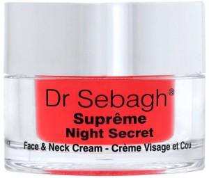 Эксклюзивный набор анти-возрастного ухода за кожей от Dr. Sebagh