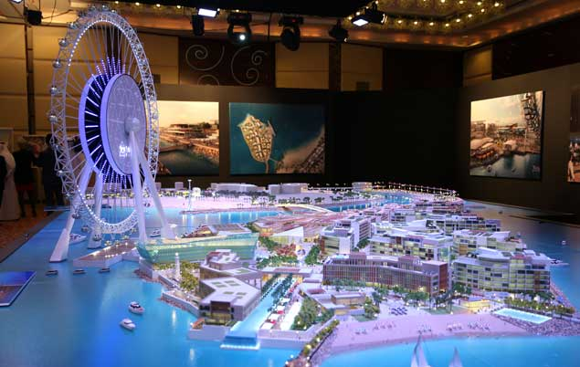 Дубай построит самое высокое колесо обозрения