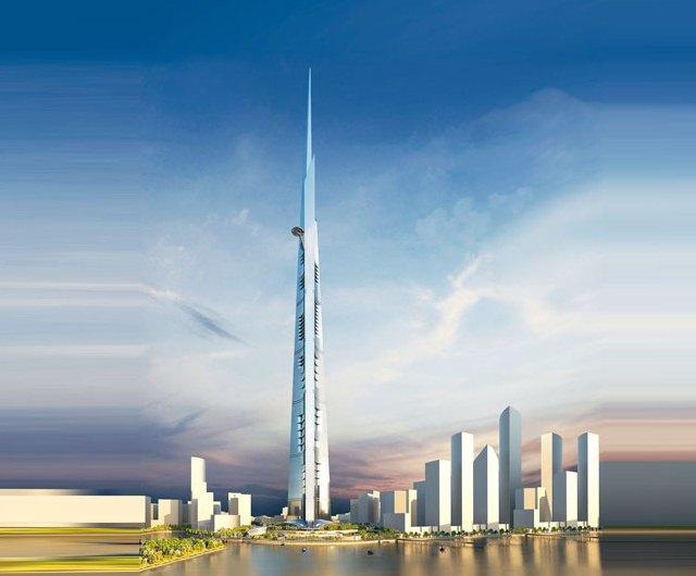 Королевская Башня - самый высокий небоскреб в мире