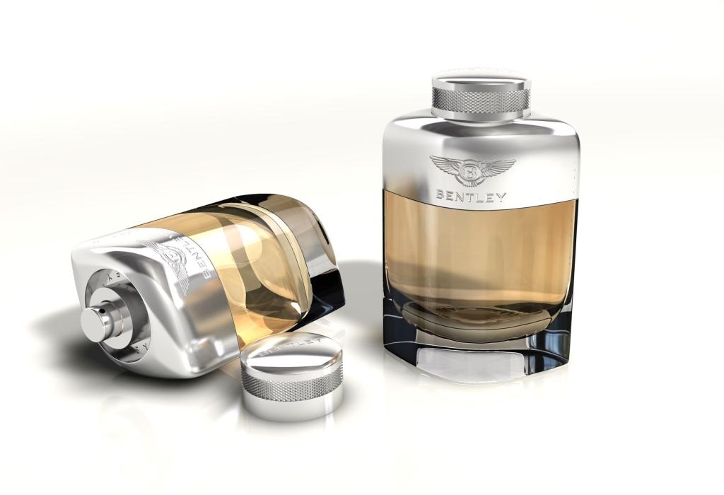 Первые парфюмы Bentley