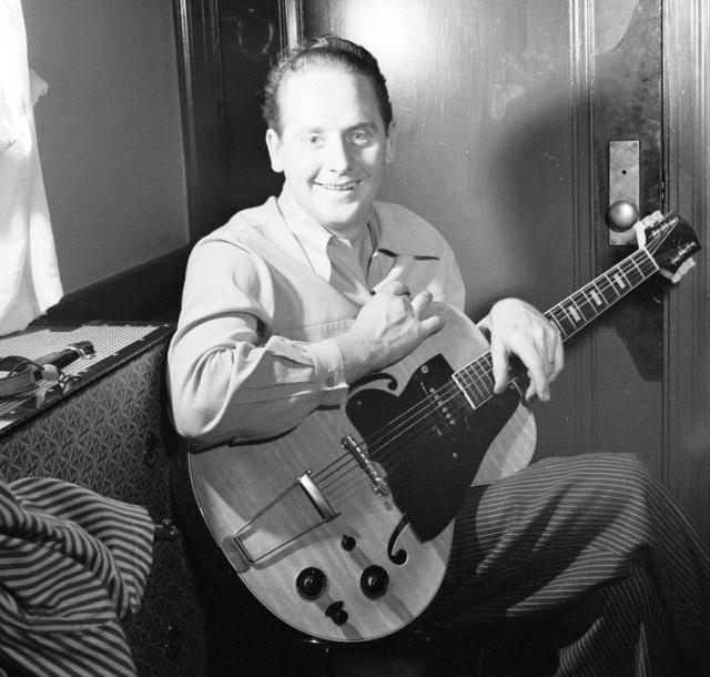 Гитары Gibson в честь Леса Пола