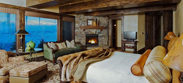 Дом мечты в горах