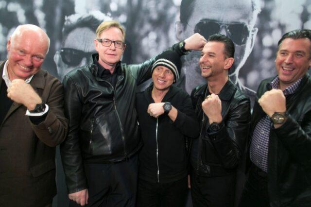 Hublot and Depeche Mode