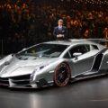 Юбилейный суперкар Lamborghini Veneno