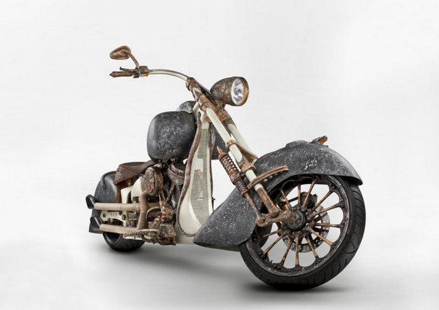 Самый дорогой мотоцикл едет к Гиннессу