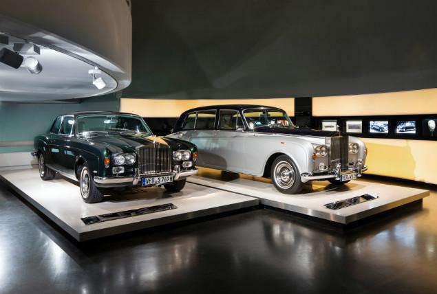 Rolls-Royce Exhibition in Munich 3