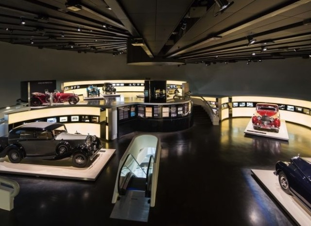 Rolls-Royce Exhibition in Munich 4