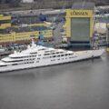 Яхта Azzam - самая большая в мире