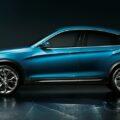 BMW X4 - люксовый кроссовер