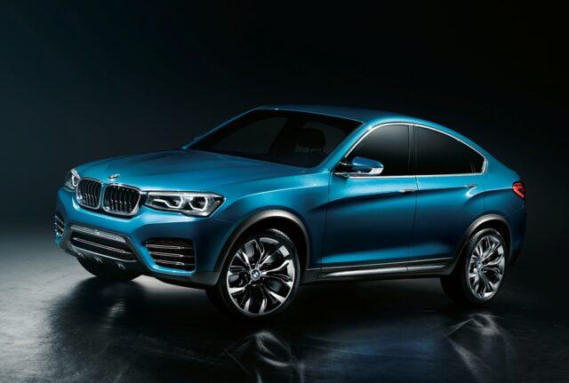 BMW X4 SAV