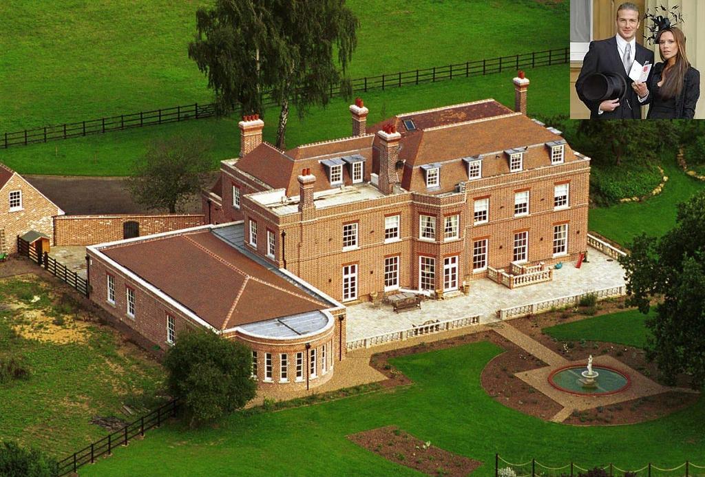 Бекхэмы продают Бэкингемский Дворец