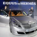 Hyundai Equus by Hermes - модный лимузин