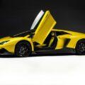 Юбилейный Lamborghini LP720-4 50 Anniversario Edition Aventador