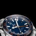 Omega представила Seamaster Planet Ocean GMT 600М