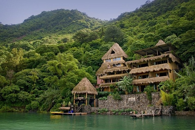 TOP 5 eco-hotels