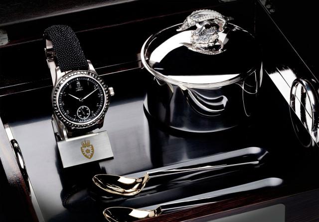 "YORK set to unveil ""Royal Black Caviar"" Watch at Baselworld 2013"