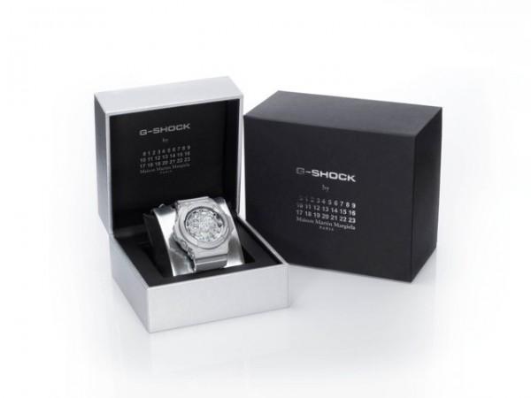 Maison Martin Margiela и Casio выпустили юбилейные часы G-Shock