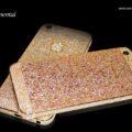 Люксовые iPhone 5 в серии Adamas & Aurora от Continental Mobiles