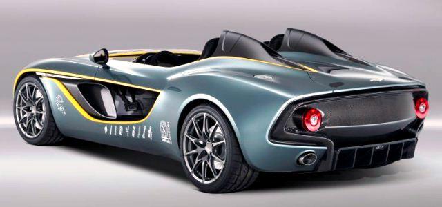 Aston Martin CC100 Speedster 2