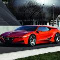 Концерн BMW выпустит свой первый суперкар BMW M8