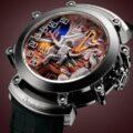 Bvlgari выпустил эксклюзивные часы Commedia dell'Arte
