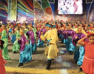 Краски Малайзии сродни карнавалам в Бразилии