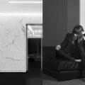 Рекламная кампания коллекции pre-fall 2013 Saint Laurent