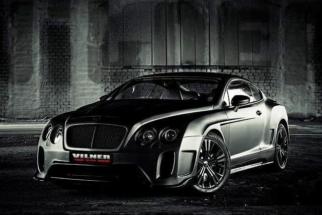 Vilner Bentley Continental GT 4