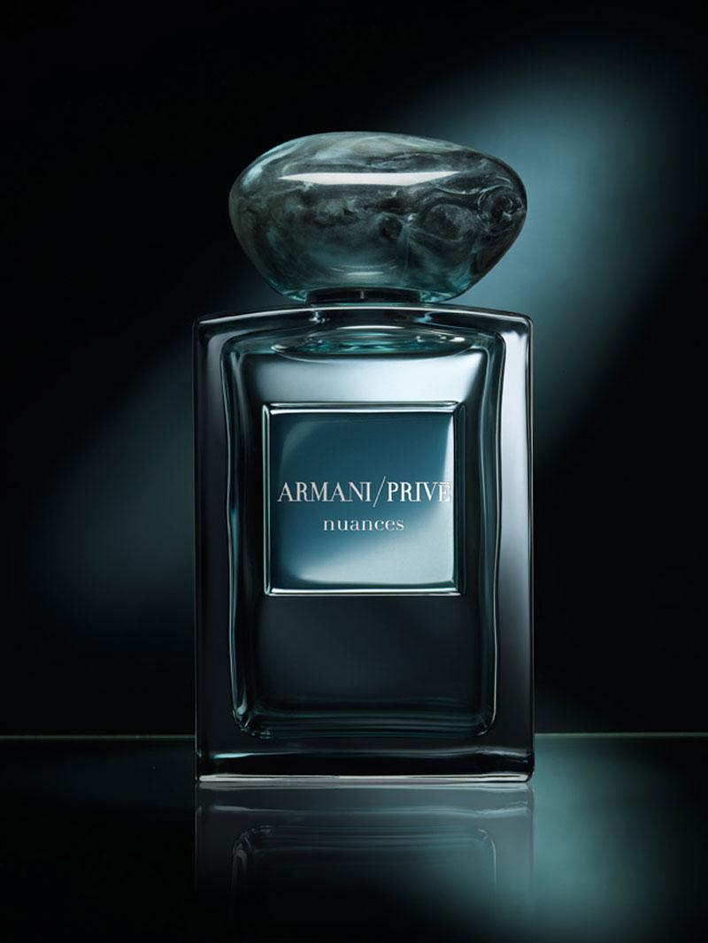 Лимитированный аромат Armani Prive Nuances от Giorgio Armani