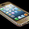 Самый дорогой iPhone 5 от Goldgenie