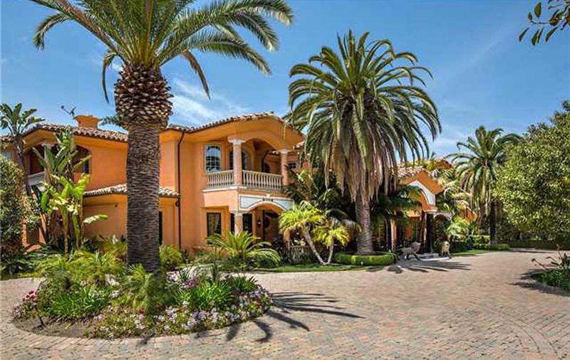 Особняк Гранд Шато в Калифорнии выставлен на продажу за ,4 млн