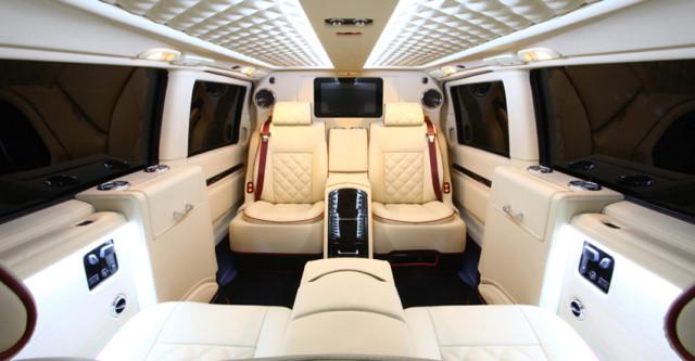 Mercedes Viano by Carisma Auto Design 2