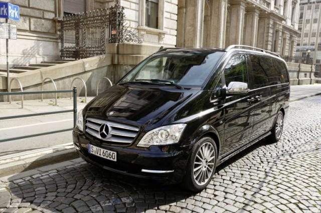 Mercedes Viano by Carisma Auto Design