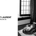 Осенне-зимняя рекламная кампания Saint Laurent