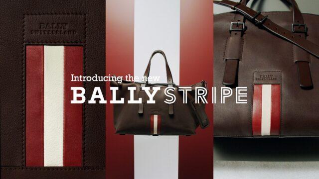 Bally Stripe Collection