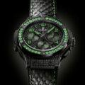 Hublot представил роскошные неоновые часы Big Bang Fluo