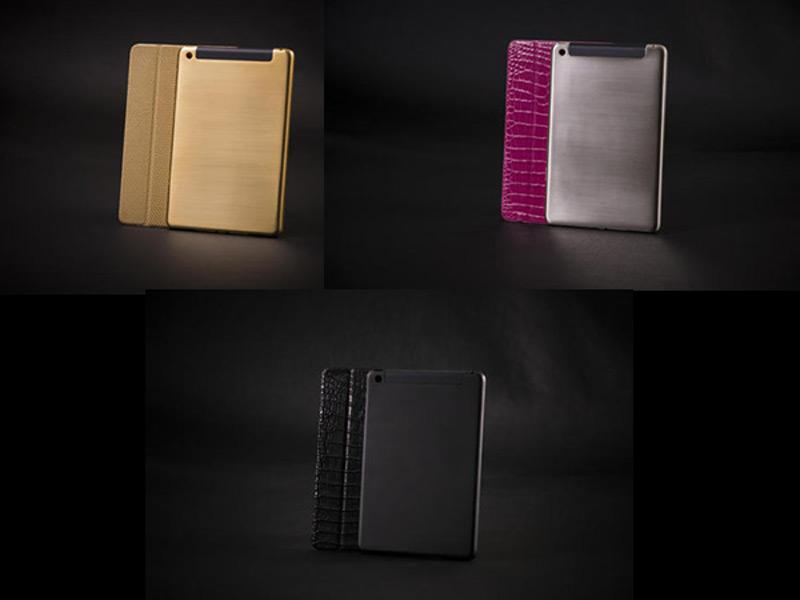 Роскошные кейсы для iPad mini от Cottin Paris
