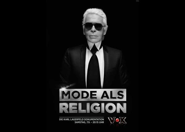Fashion as religion