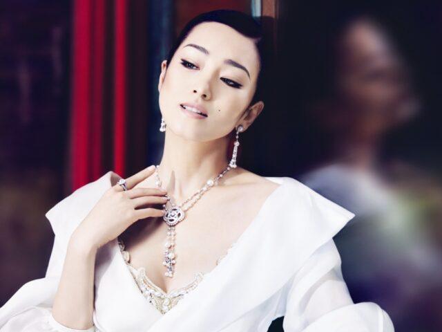 Gong Li Piaget Ambassador