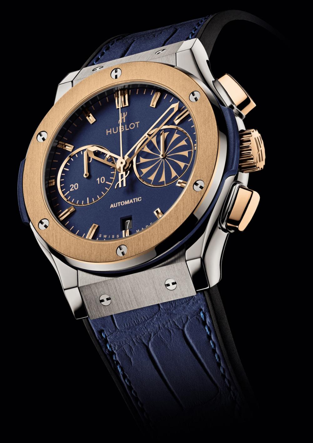 Hublot представил часы Mykonos в новом дизайне