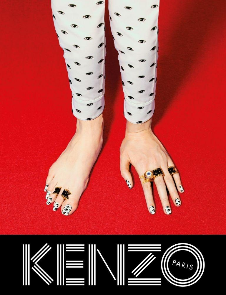 Kenzo add campaign 3