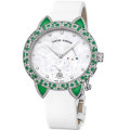 Коллекция женских часов в бриллиантах Jade от Ulysse Nardin