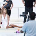 Ума Турман снялась для календаря Campari 2014