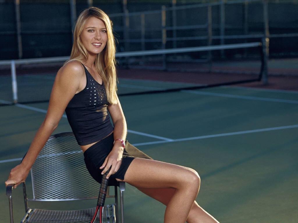 Forbes Sharapova