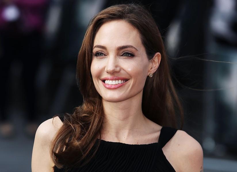 Анджелина Джоли стала самой высокооплачиваемой актрисой по версии Forbes