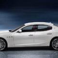 Maserati выпустит Ghibli с дизельным двигателем в сентябре
