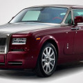 Rolls Royce выпустит единственный в мире Ruby Phantom Coupe