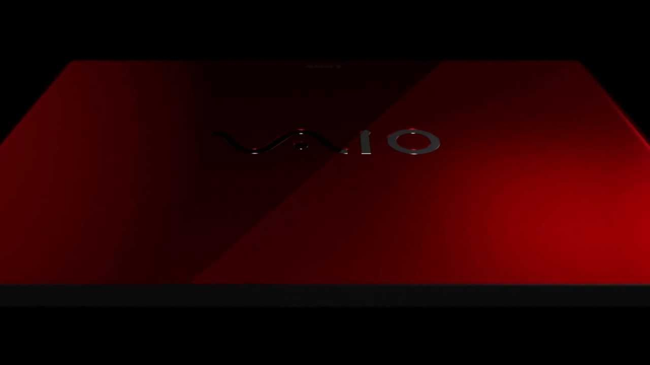 Sony Viao-Red 5